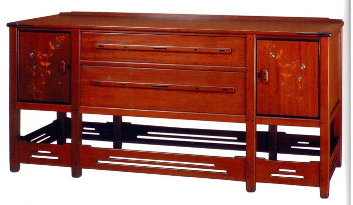 sideboard 2 m lang tenzo bess with sideboard 2 m lang. Black Bedroom Furniture Sets. Home Design Ideas